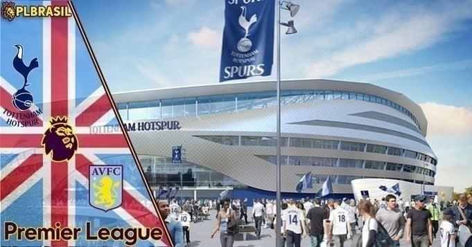 Tottenham x Aston Villa