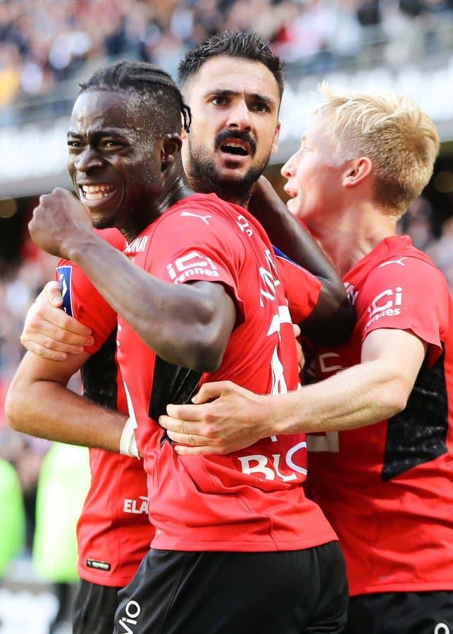 Rennes x PSG