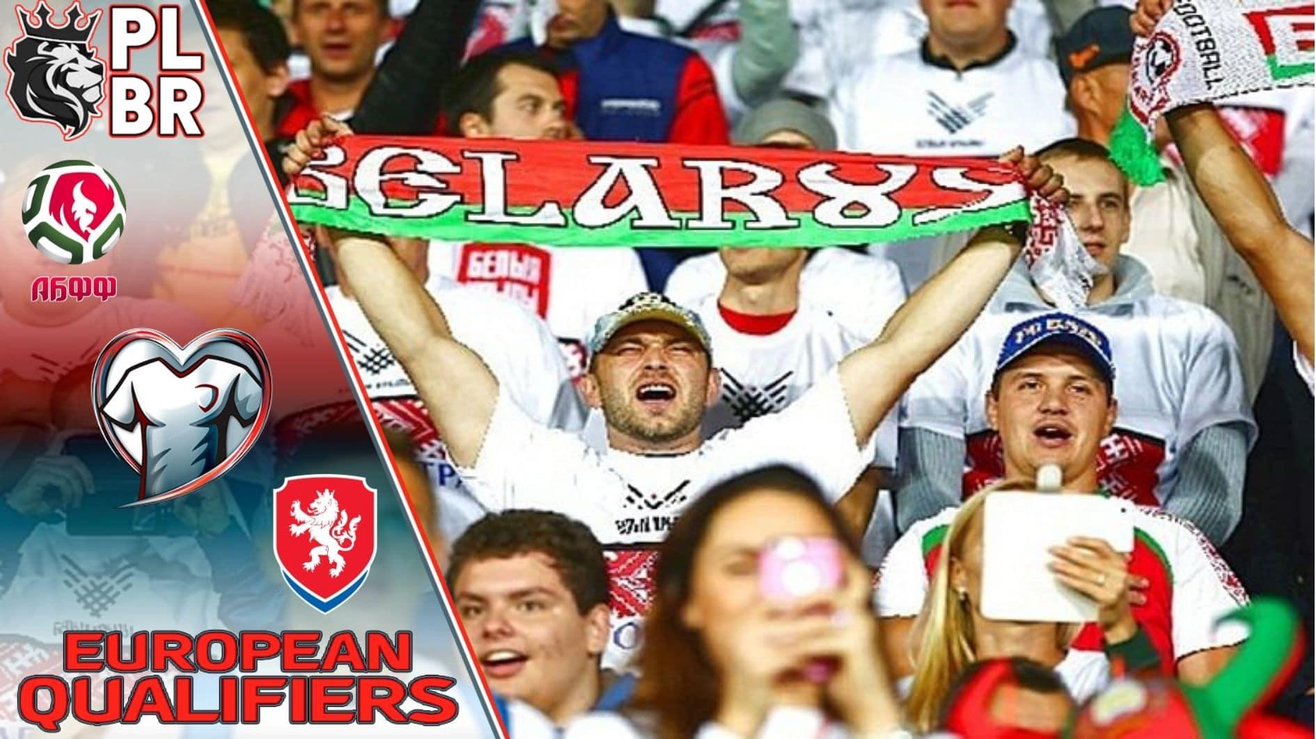 Palpite, Prognóstico e Odds para Belarus x República Tcheca - 11/10