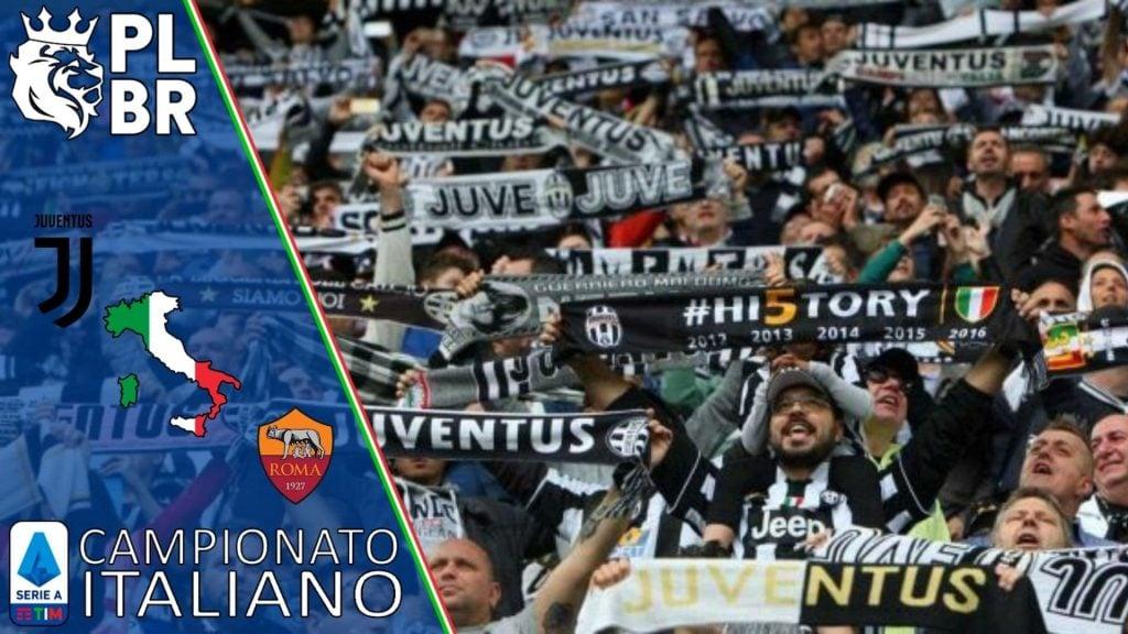 Juventus x Roma