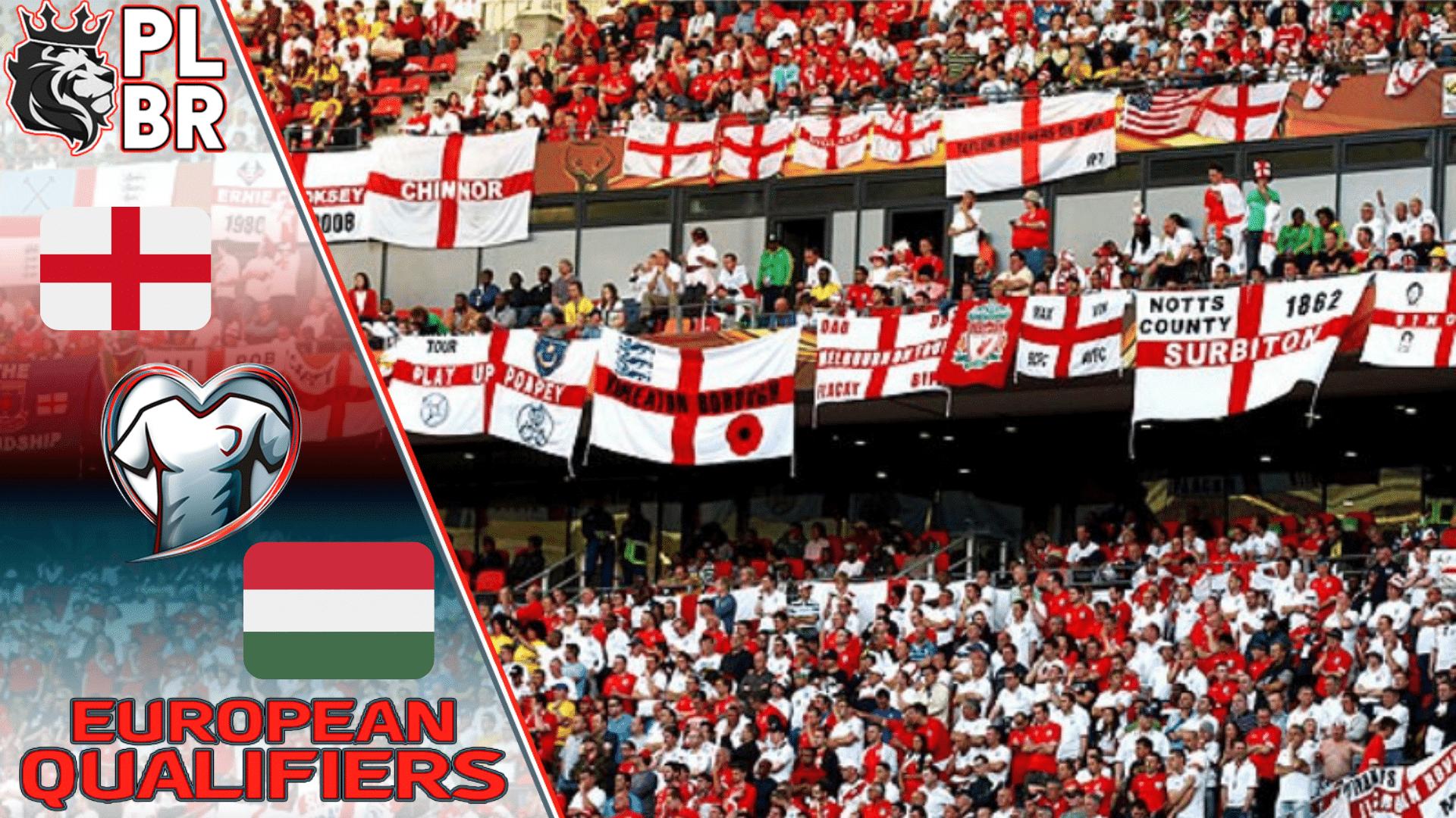 Palpite, Prognóstico e Odds para Inglaterra x Hungria - 12/10